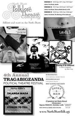 TRAGA 2014