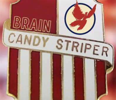 *NEW* The Lost Travelers Club Brain Candy Stripers!