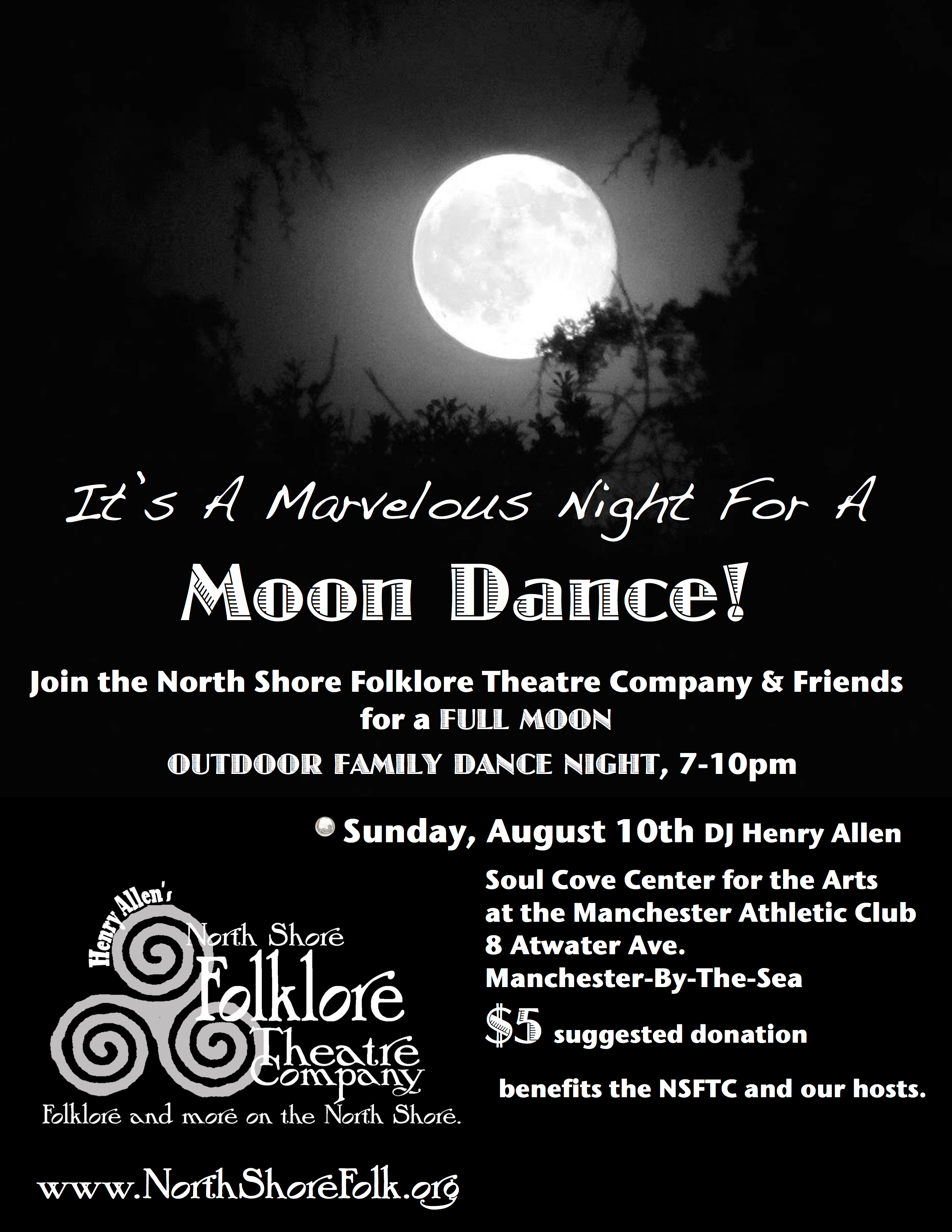 Moon Dance August