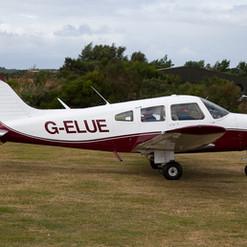 PA-28-161 Warrior II G-ELUE Easter 5-9-2