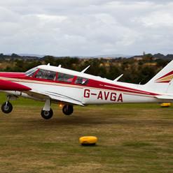 PA-24-260 Comanche G-AVGA Easter 5-9-20