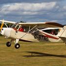 Aeronca 7AC Champion G-BTNO Easter 6-9-2