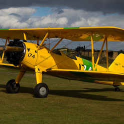 Boeing N2S.3 (A75N-1) Stearman 3397-174