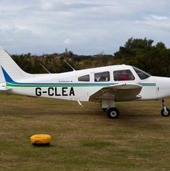 PA-28-161 Warrior II G-CLEA Easter 5-9-2