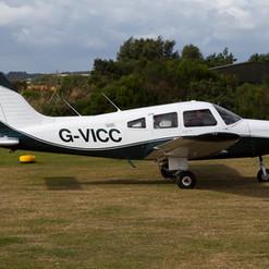 PA-28-161 Warrior II G-VICC Easter 5-9-2