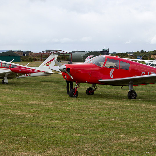 PA-24-260 (L) & PA-28-140 (R) Easter 5-9
