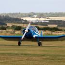 Jodel D.117 G-ARNY Easter 5-9-20 #4.jpg
