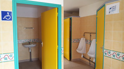 Overview of sanitary facilities