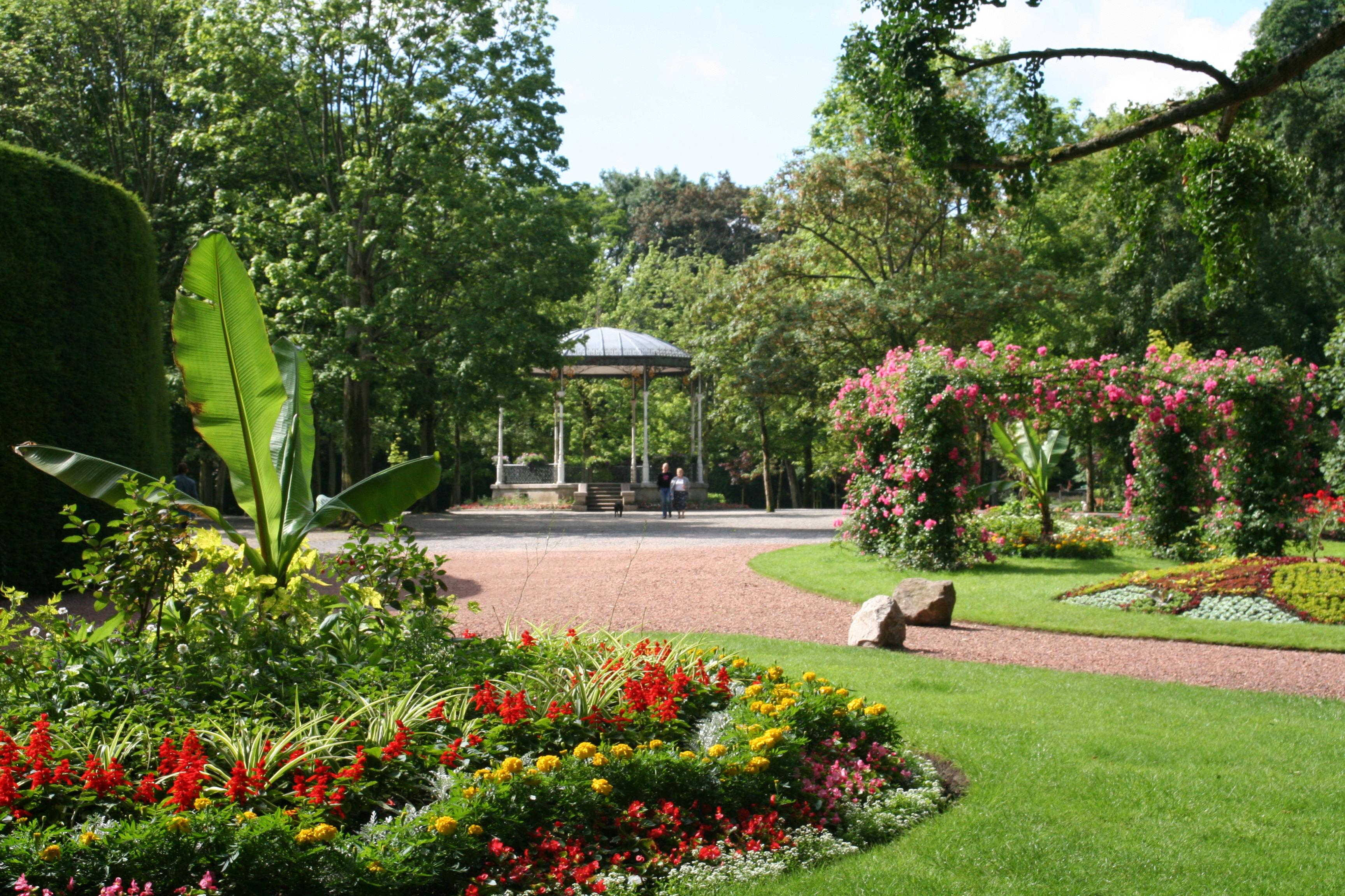 Jardin public de St-Omer