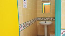 Sanitary cabin