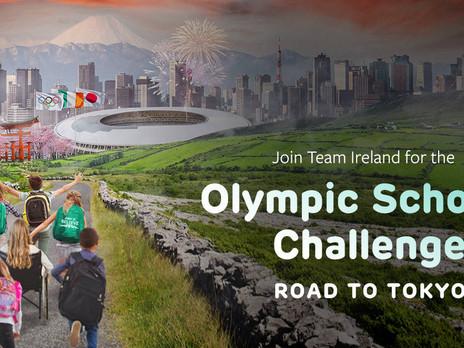 #olympicschoolschallenge