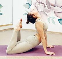 Преподаватель Йогатерапии и Хатха йоги
