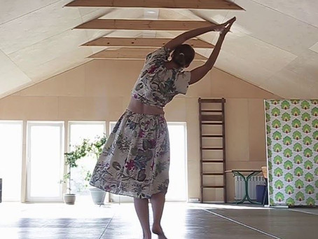 А знаете ли вы что йогу можно... танцевать?