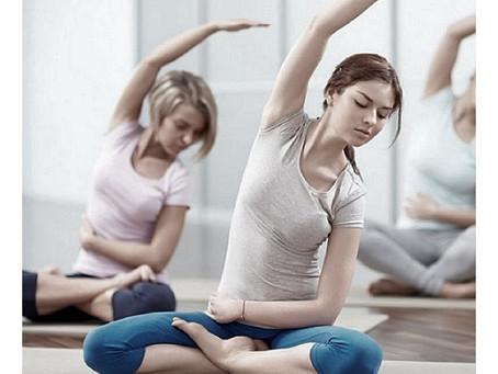 Дневная йога.