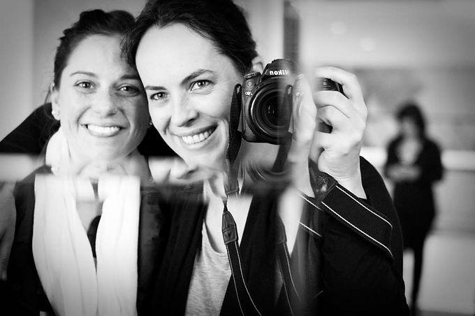 DGRCP Collaborative - Lindy-Ann & Katie