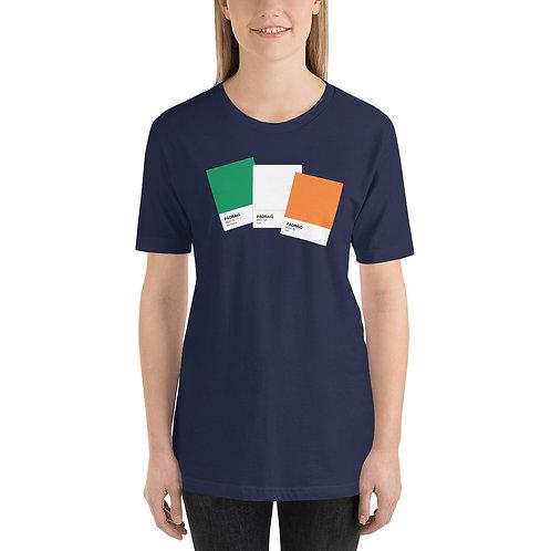 St. Patrick's Day Colors | Short-Sleeve Unisex T-Shirt