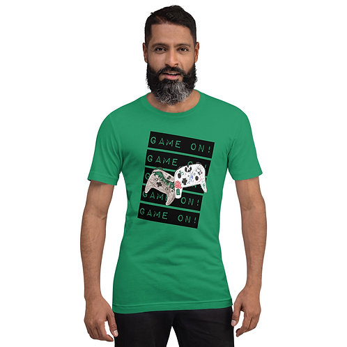 Game On - Short-Sleeve Unisex T-Shirt