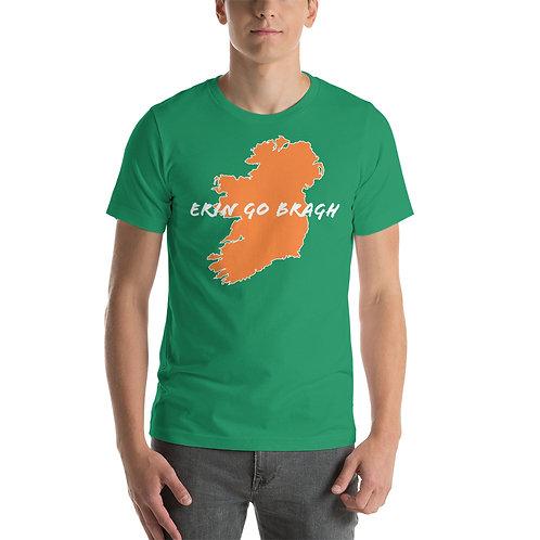 Erin go Bragh St. Patrick's Day  | Short-Sleeve Unisex T-Shirt