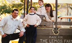 The Lemos Family 2002