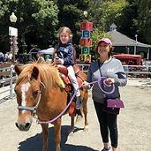 Hand Lead Pony Ride