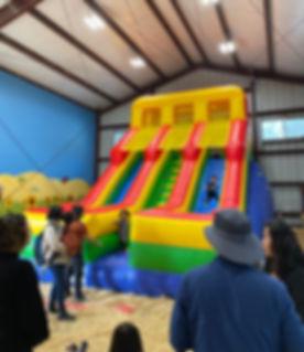 The Barn Slide