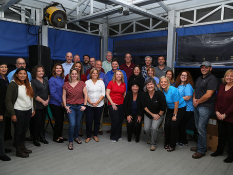 Aerodyne Industries hosts annual KSC Employee Recognition Event at Port Canaveral