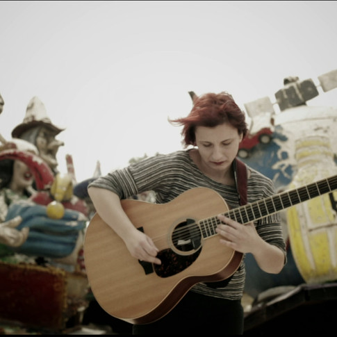 "From video 'Senor Karreta"" directed by Athina Tousia"