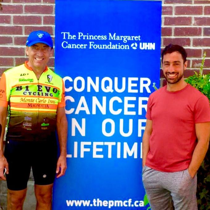 B1 Ride to Crush Cancer