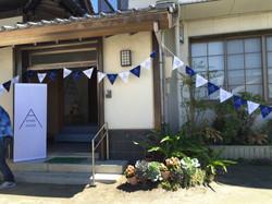 A STORE HOUSE 会場装飾