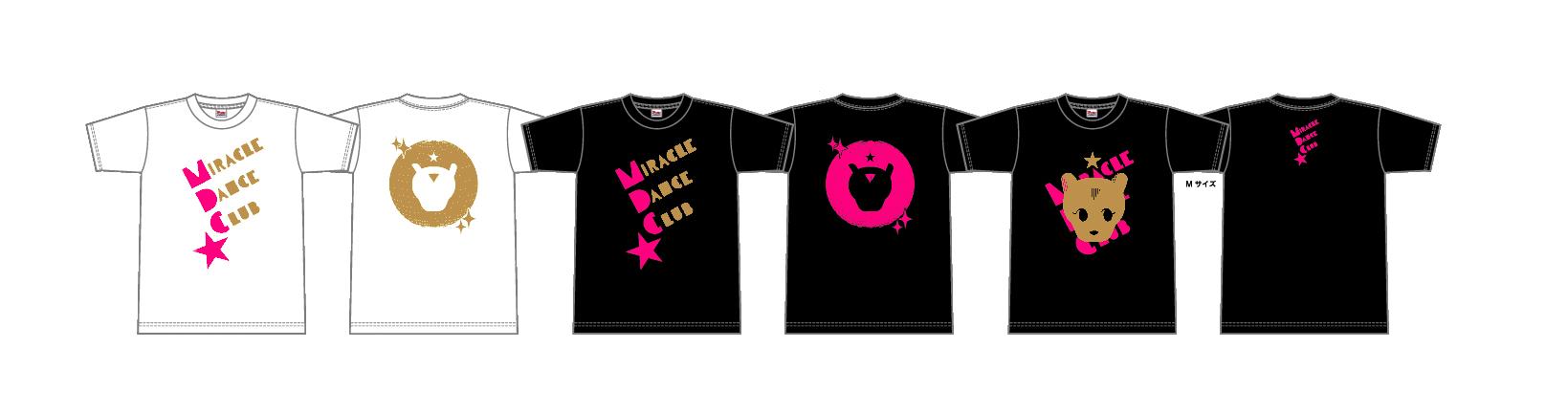 Miracle Dance Club T-shirts