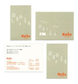 Matka Shopcard/Business card
