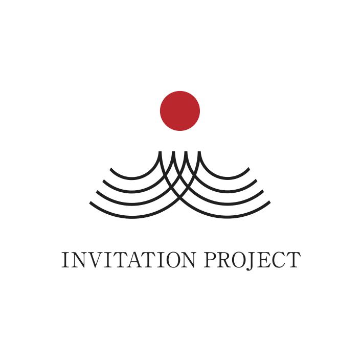invitation project   ロゴマーク