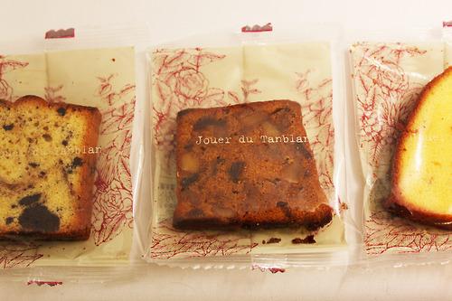 焼菓子個包装