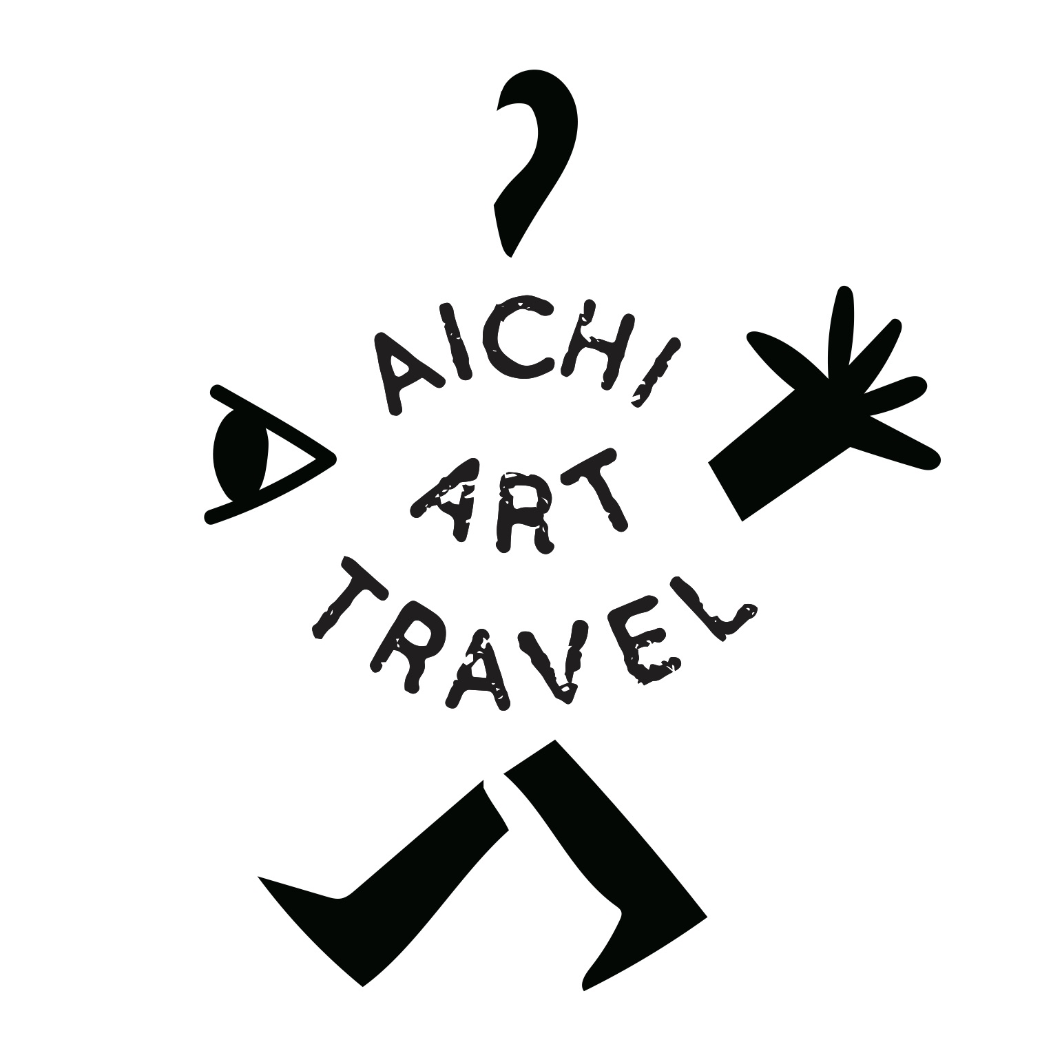 AICHI ART TRAVEL  rogo