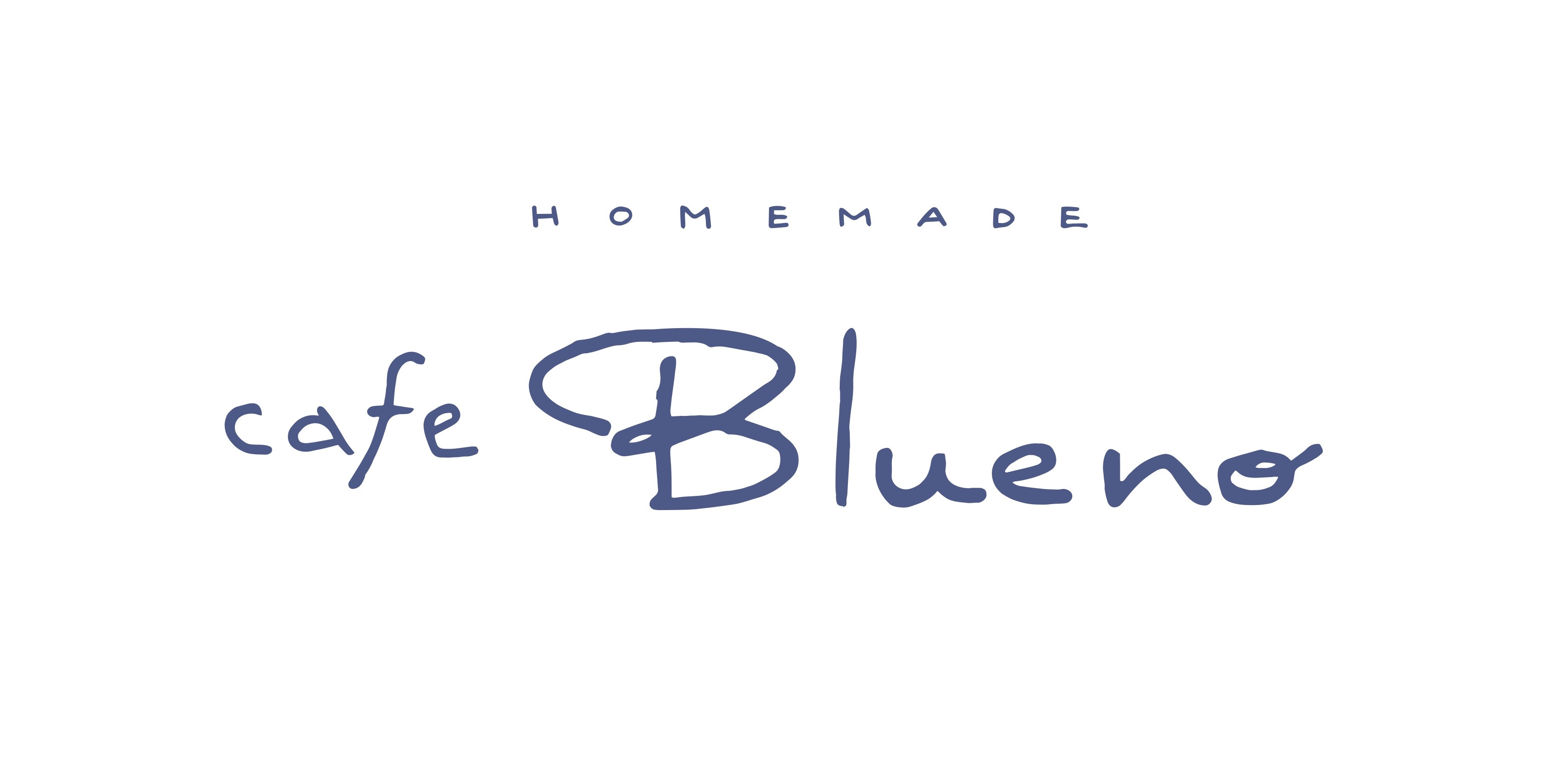 cafe  blueno logo