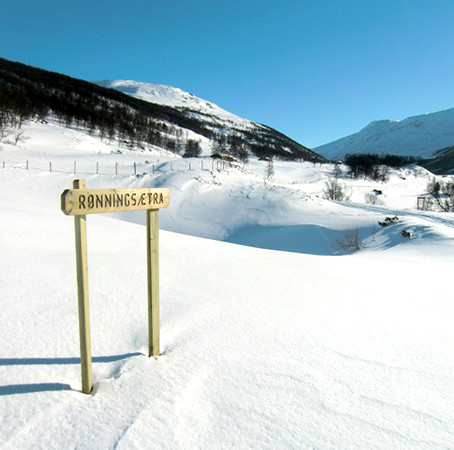 Brustølen/Gammelbrua