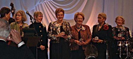 Kay Maxwell IWFCT Award World Conference