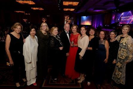 IWFCT Award Valarie Gelb Cicago