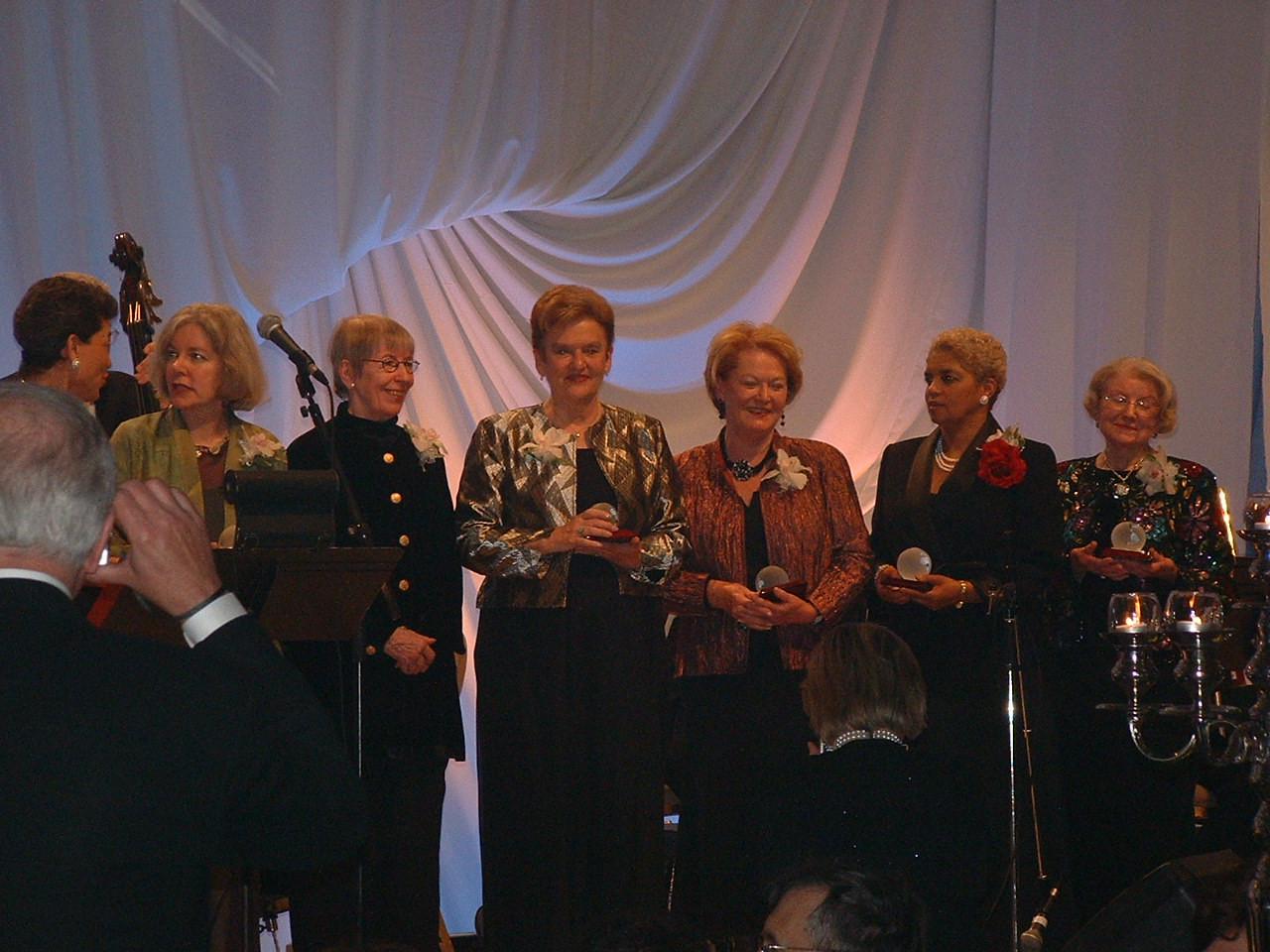Kay Maxewell Award