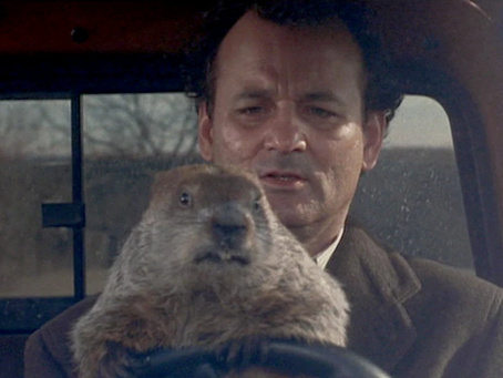 Groundhog Day 2021, who would have thought that we would feel like we are in the movie from 1993?