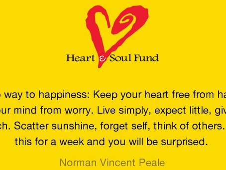 Happy Valentine's Day from Your Friends at HeartandSoulfd