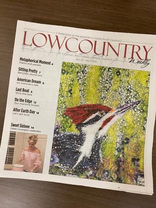 Mystic Osprey Gallery Artist, Laura W. Adams Cover