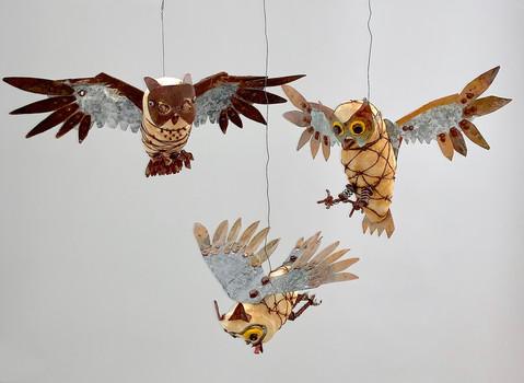 Hanging Owls