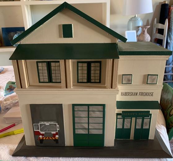 Waypoint 11 - Wren House