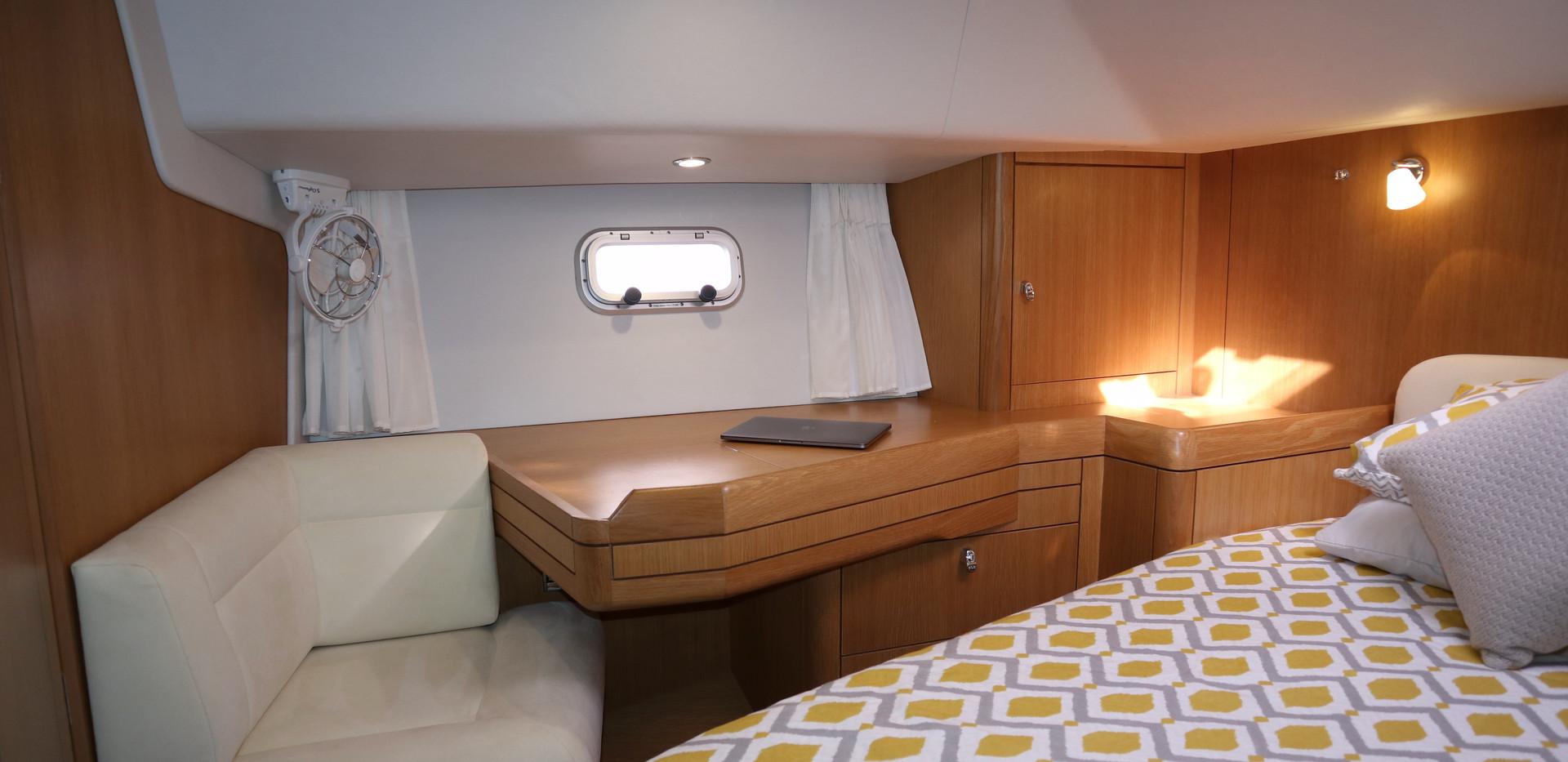 Afdt Cabin (Starboard)