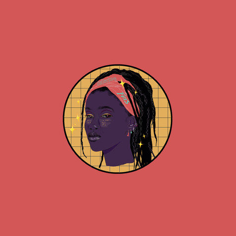 Pop Socket FIUS Girl  Commissioned by: FIUS Collective