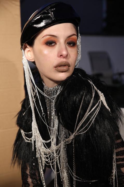 Editorial - 'Unboxing' Elegant Magazine  Photographer: Erica Von Stein MUA: Camille Astrid Stylist: Jamie Russell