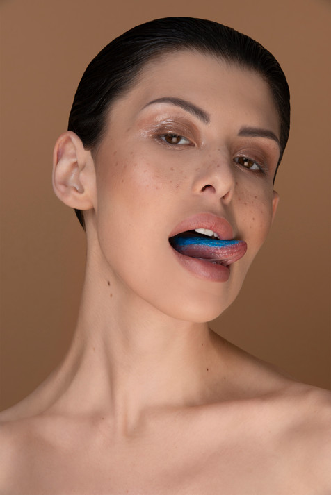 Colour Me: Beauty  Photographer: Nasryne Ramazannezhad MUA: Simone Bey