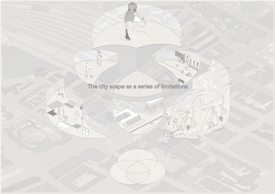 Y3 Final Project - Dissecting Limitations in London's cityscape for the Visually Impaired
