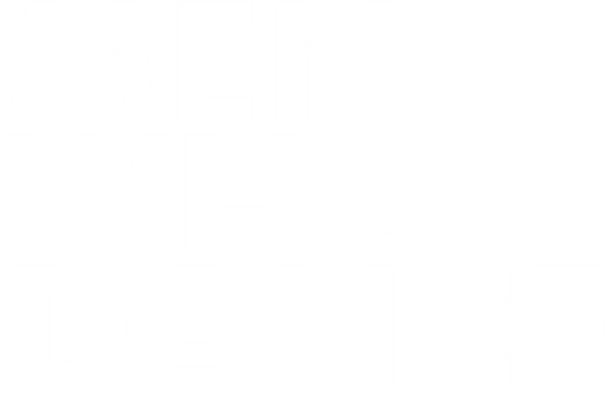 Men Who Dance - LOGO - WHITE TRANSPARENT